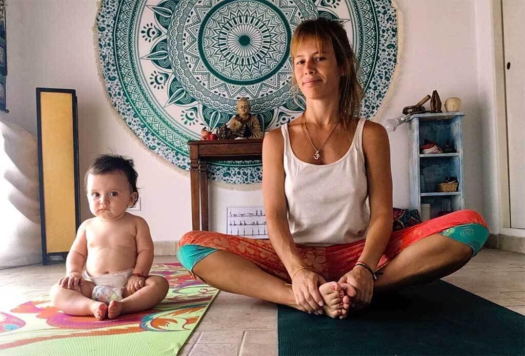 El desafío de retomar la práctica después de ser mamá