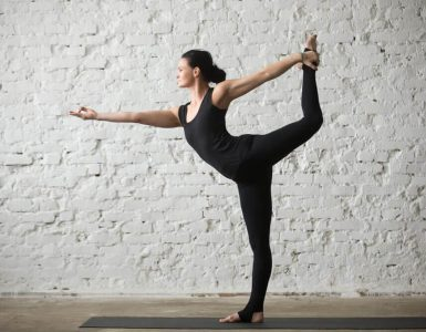 Natarajasana, la Postura del Señor de la Danza