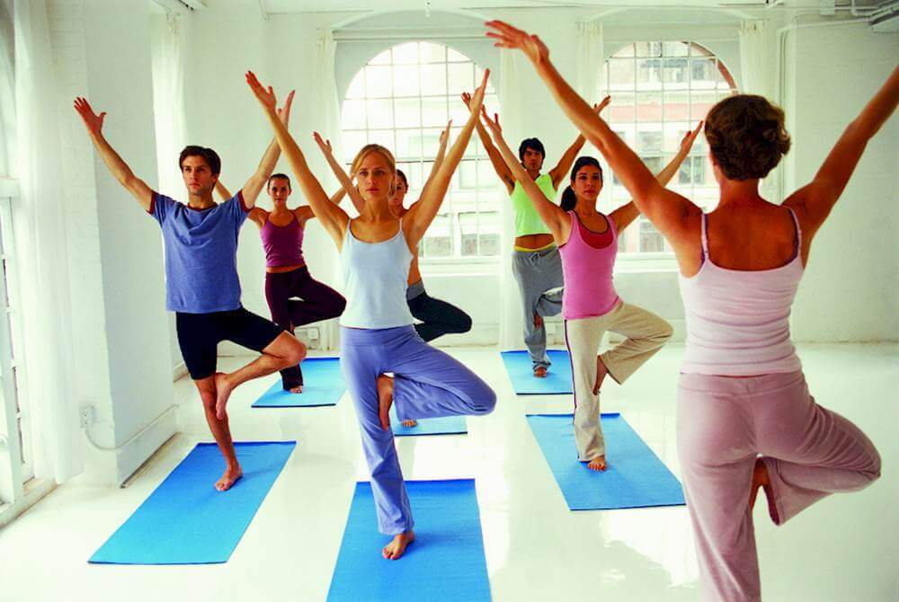 clases d yoga