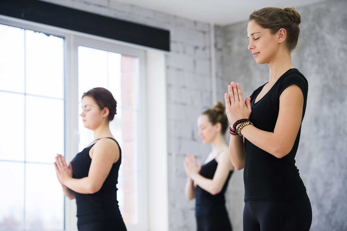 Elegir un profesorado de yoga