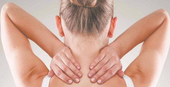 Asanas para la tensión cervical y del cuello