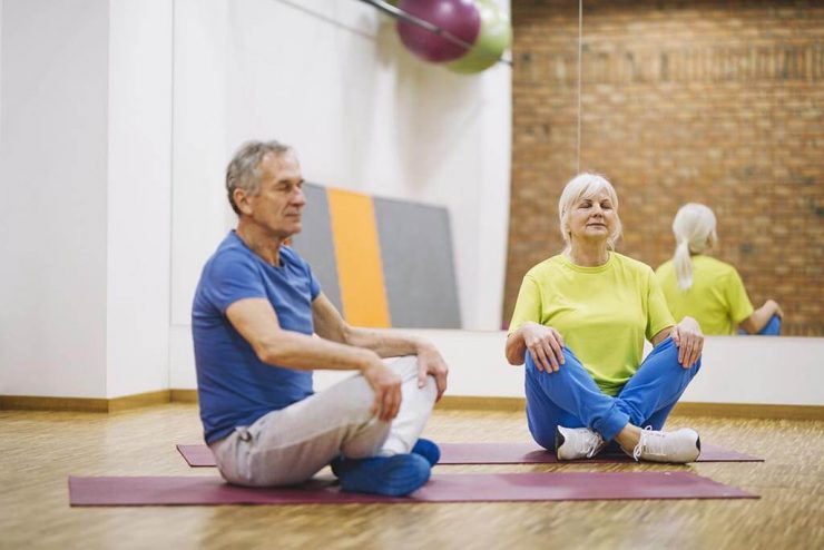 Artritis: Yoga para aliviar el dolor y el malestar
