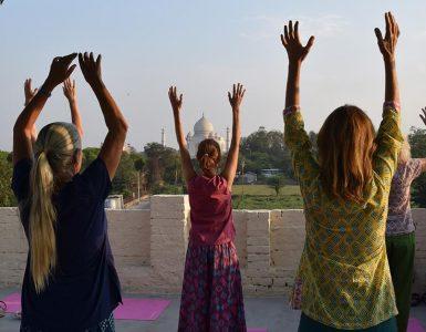 Práctica personal de Yoga Personalizado