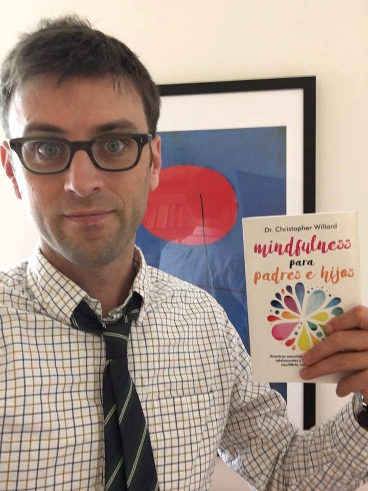 Mindfulness: Entrevista a Christopher Willard