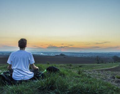 Meditar de viaje